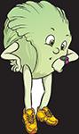 Impatient Iceberg lettuce