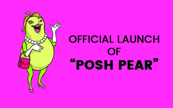 "Official Launch of ""Posh Pear"""