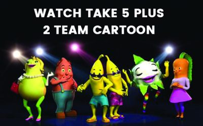 Watch Take 5 Plus 2 Team Cartoon