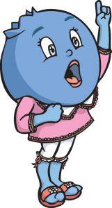Bossy Blueberry