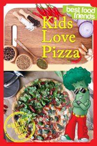 Kids Love Pizza Cover