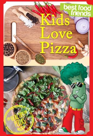 Kids Love Pizza Cover